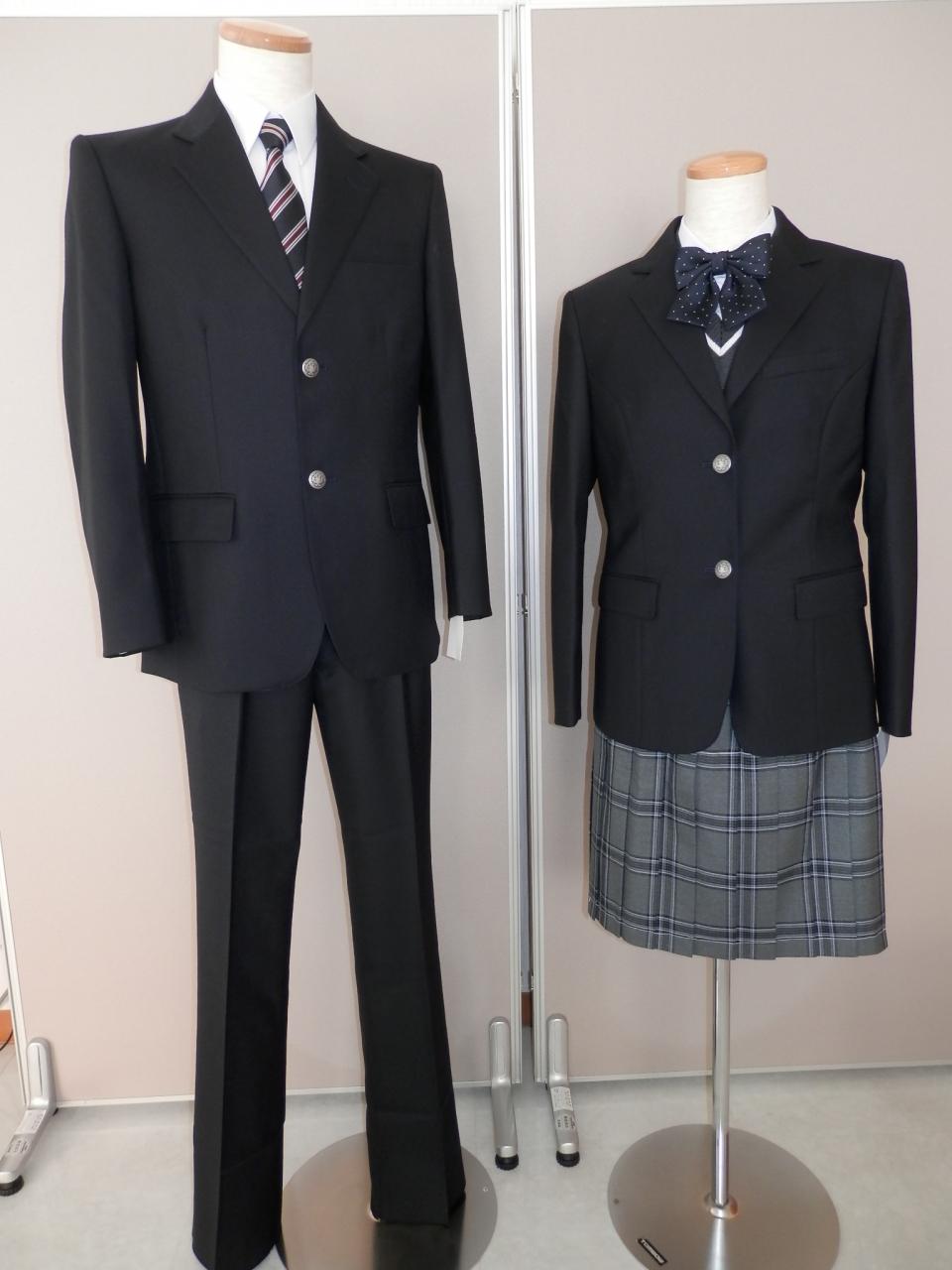 美深高等学校制服画像